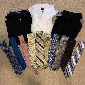 Men's dress clothes bundle